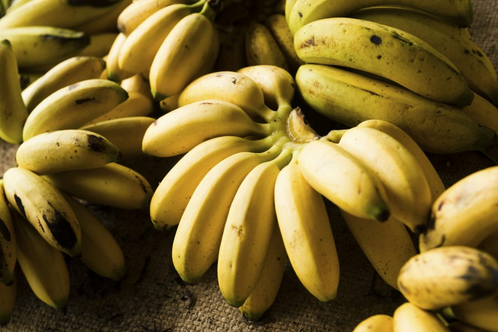 foods you should never refrigerate- bananas