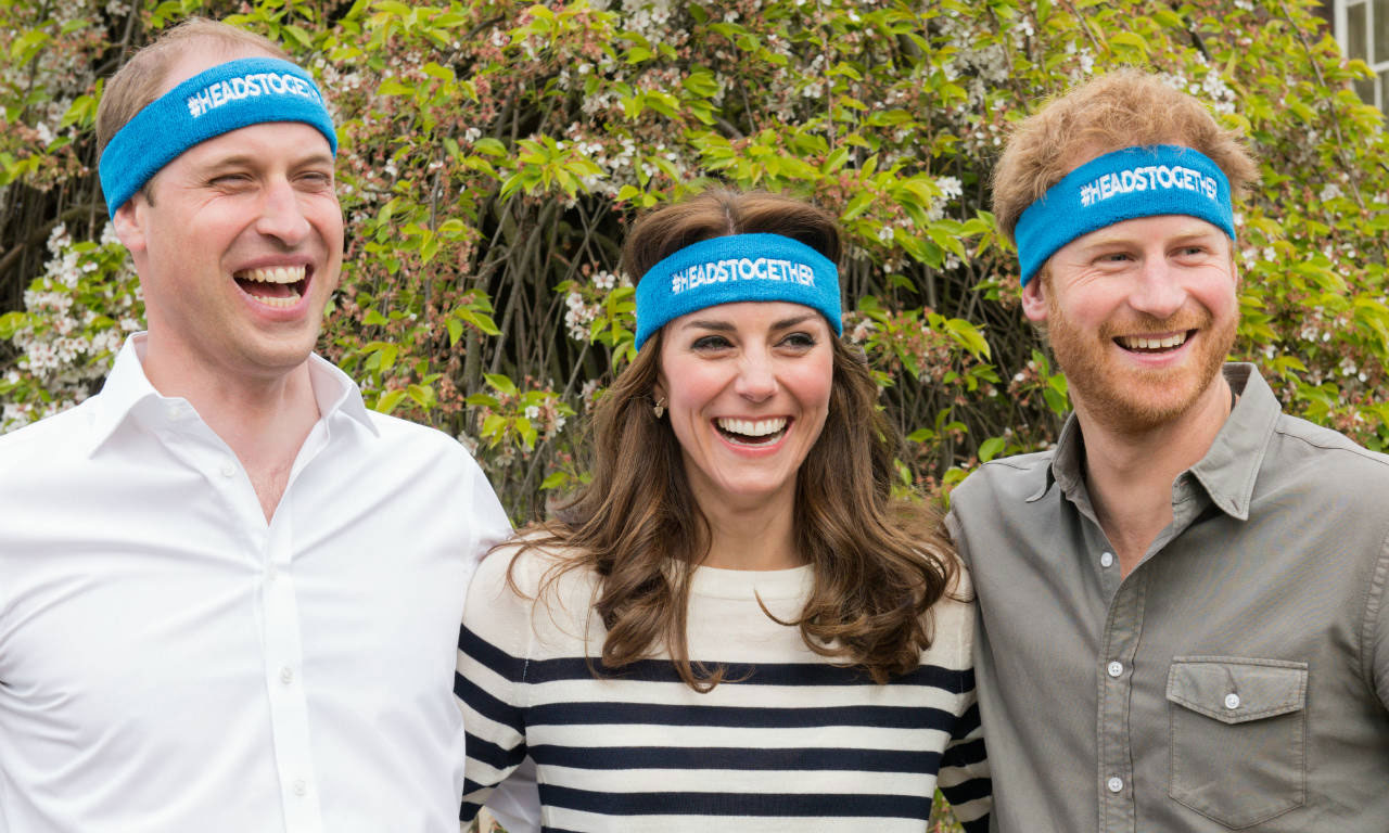 British young royals talked about mental health issues