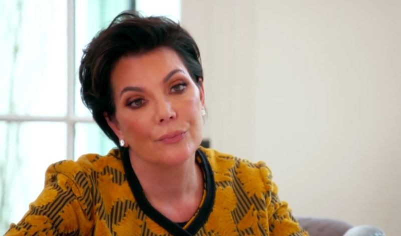 Kris Jenner furious over Caitlyn