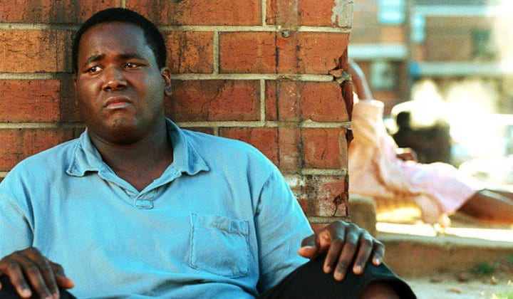 Michael Oher blind side