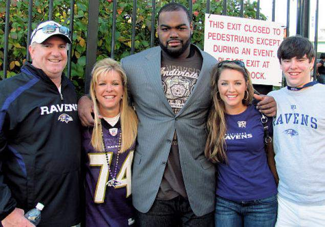 michael oher tells a whole different story about the blind side