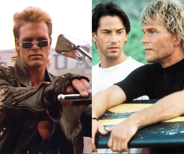 Point Break Stone Cold Twin Movies