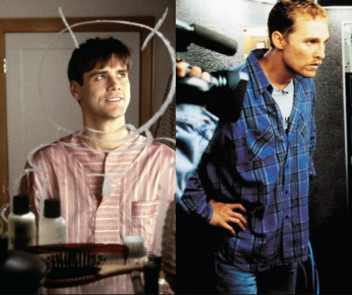 Truman Show EdTV Twin Movies