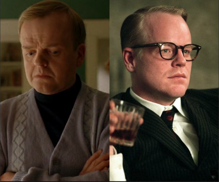 Capote Infamous Twin Movies