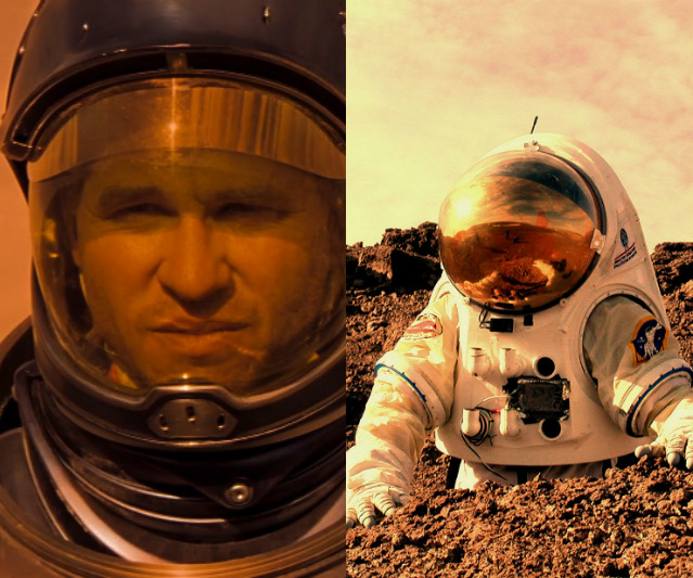 Red Planet Mission Mars Twin Movies