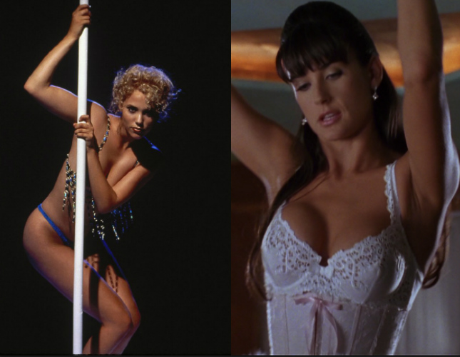 Twin Movies Showgirls Striptease