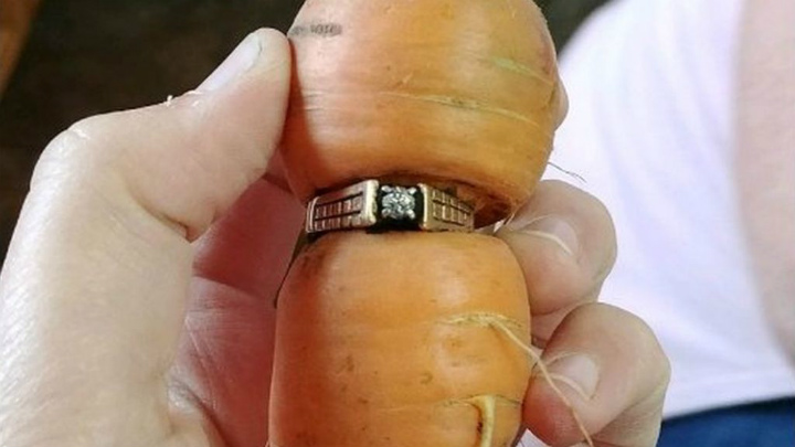 lost engagement ring