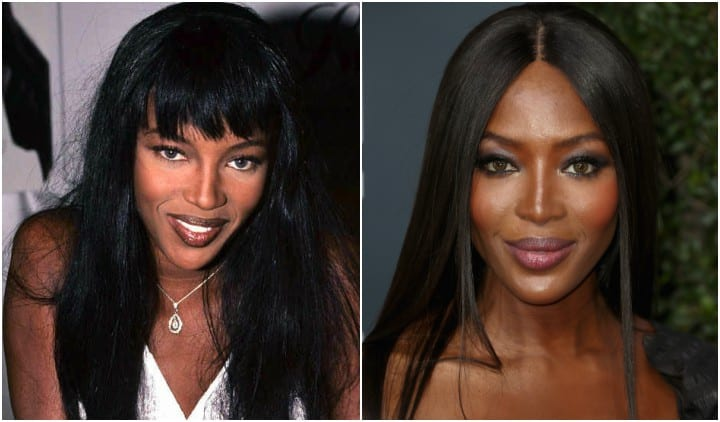 supermodels naomi campbell
