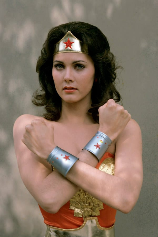 Lynda Carter TV stars