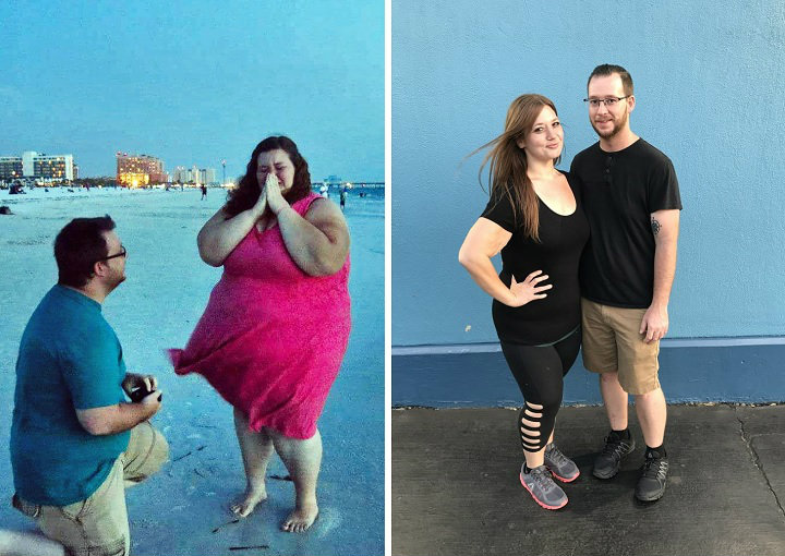 Couple loses 400 pounds in 2 years - ABC11 Raleigh-Durham