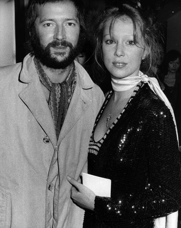 pattie boyd eric clapton songs