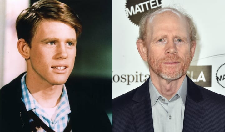 Happy Days TV Show Ron Howard