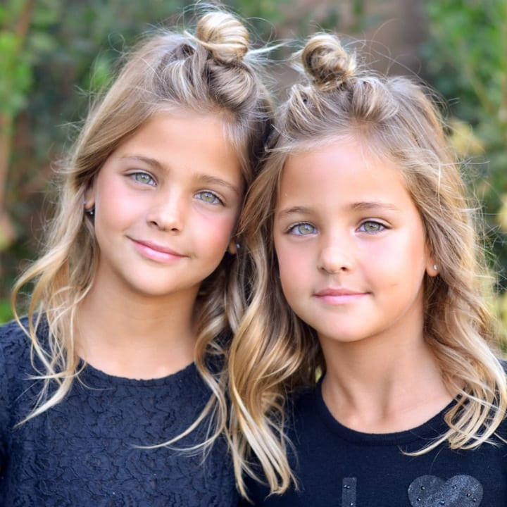 These Identical Twins Became Instagram Models At Just 7