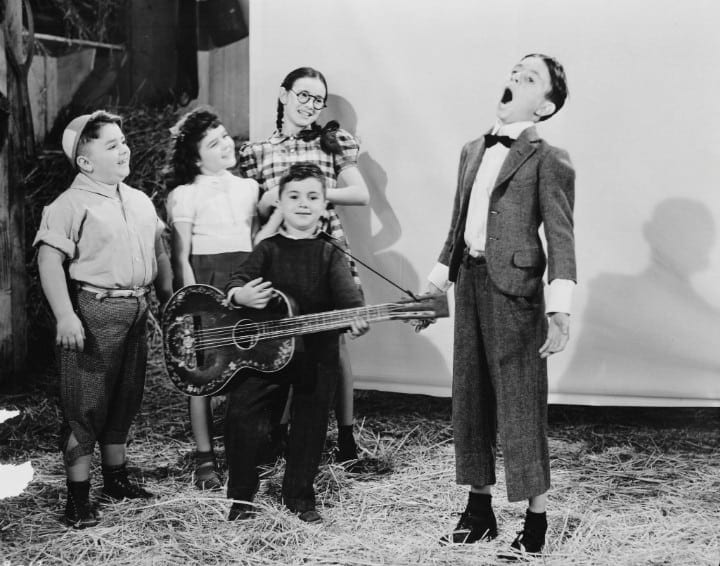 Remember The Little Rascals? Here's What The Cast Did When ...  Remember The Li...