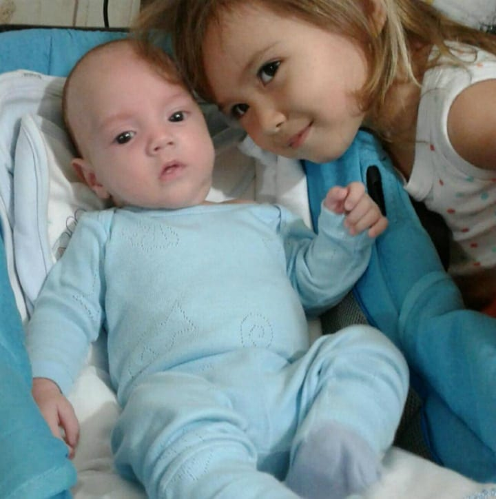 Sandito and His Cousin - Pregnancy Miracle/Pregnant Woman