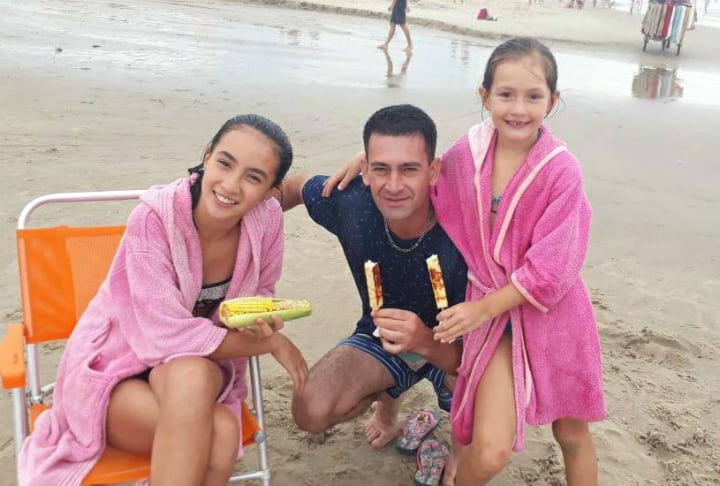 Cesar and His Daughters - Pregnancy Miracle