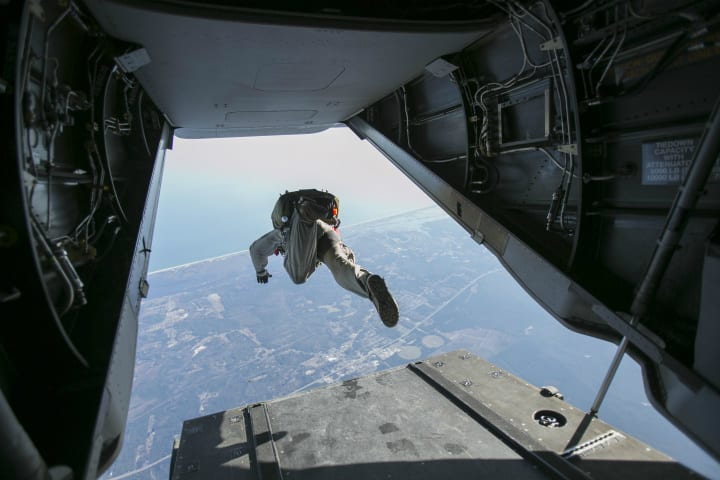 US Army Military Training - Force RECON Program