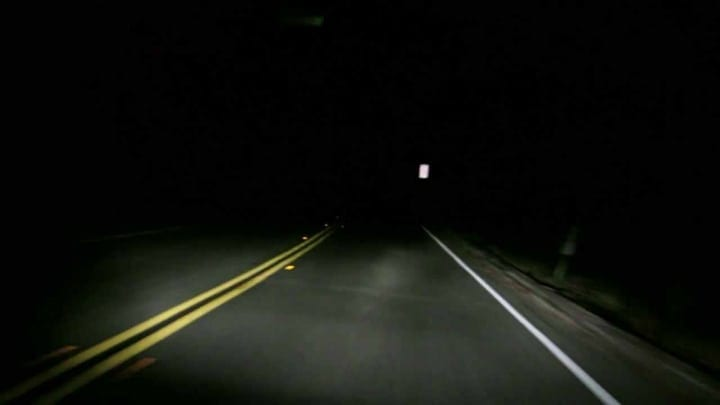 Dark and Winding Road - Pregnancy Miracle/Pregnant Woman