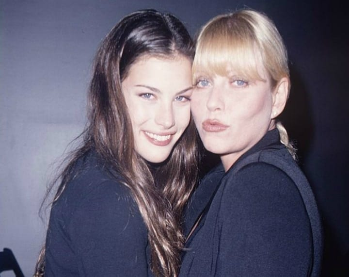 Celebrity Look Alikes - Bebe Buell and Liv Tyler