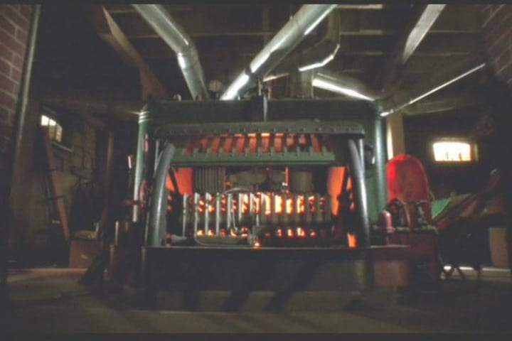 Evil Furnace in McCallister House - Home Alone