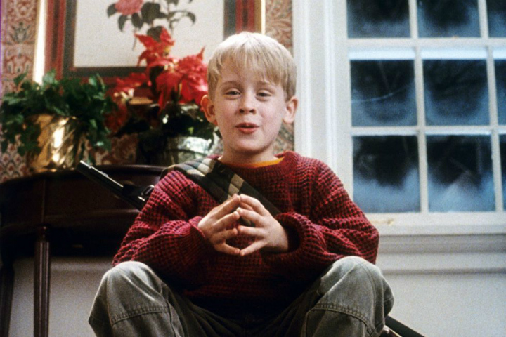 Camera Angles on Kevin McCallister - Home Alone