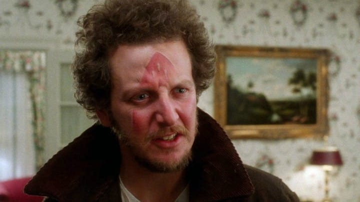 Wet Bandits Injuries - Home Alone