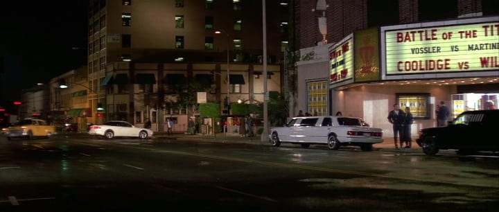 pulp fiction theater