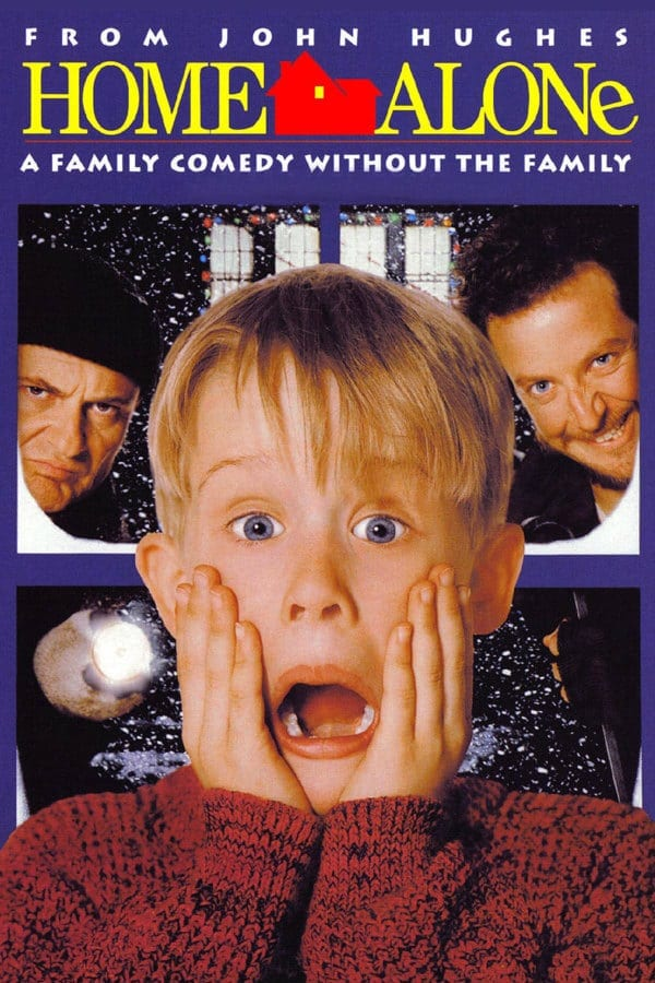 Top-Grossing Comedy Live-Action Film - Home Alone