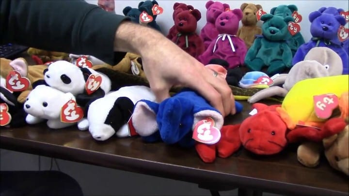 "b639d980695 YouTube. Other very valuable Beanie Babies include the "" ..."