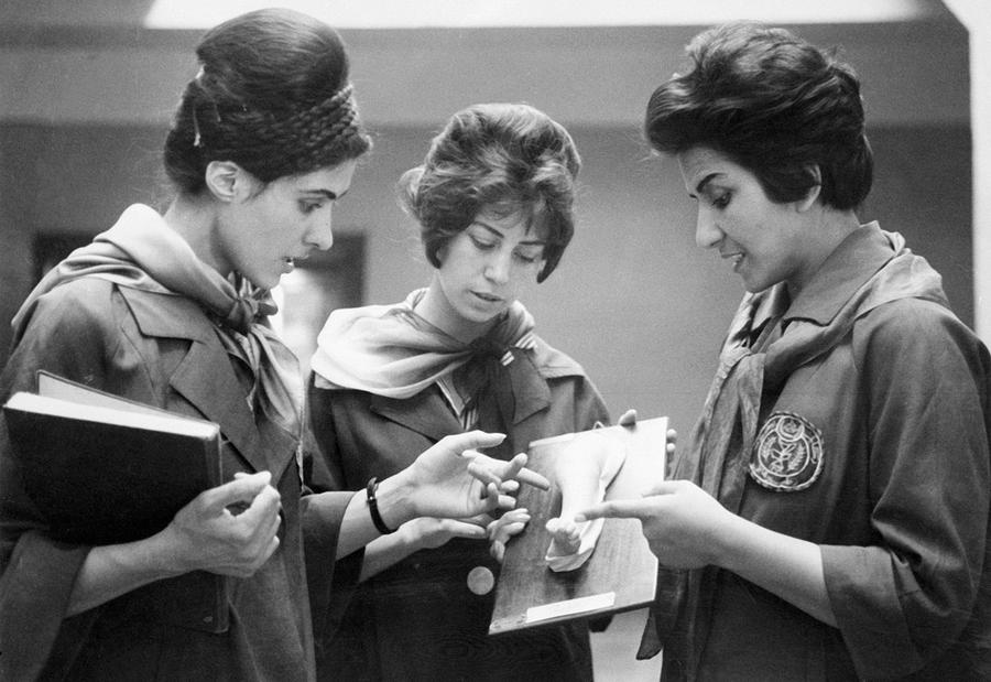 students professor medical school kabul afghanistan rare historical photos must see