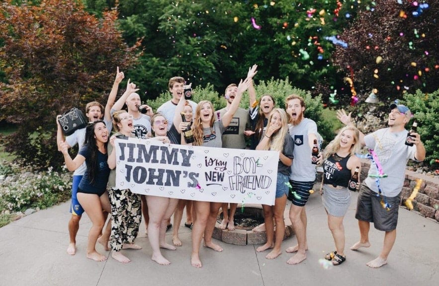 jimmy john's - kayla speer