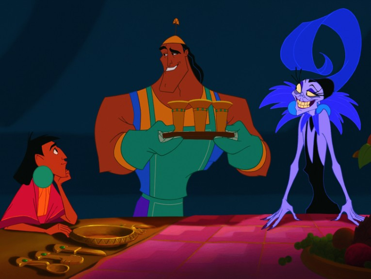 the-emperors-new-groove-cast